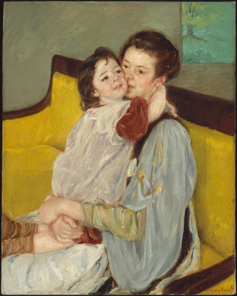 Mary Chaplin Artiste Peintre mary cassatt … une impressionniste américaine à paris
