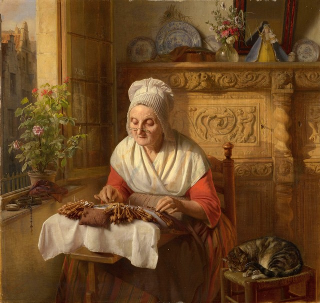 LISA LA DENTELLIERE Josephus_Laurentius_Dyckmans