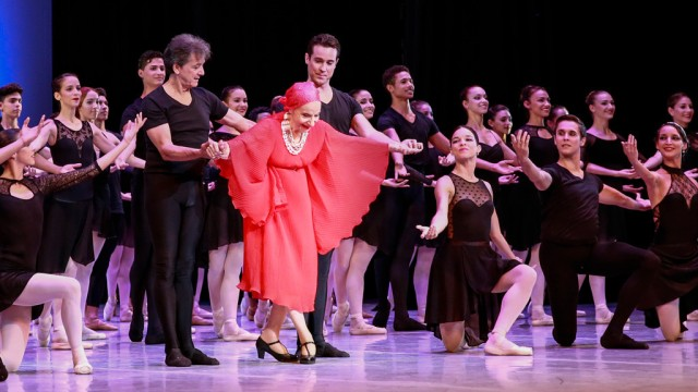 ALICIA ALONSO BALLET NATIONAL DE CUBA