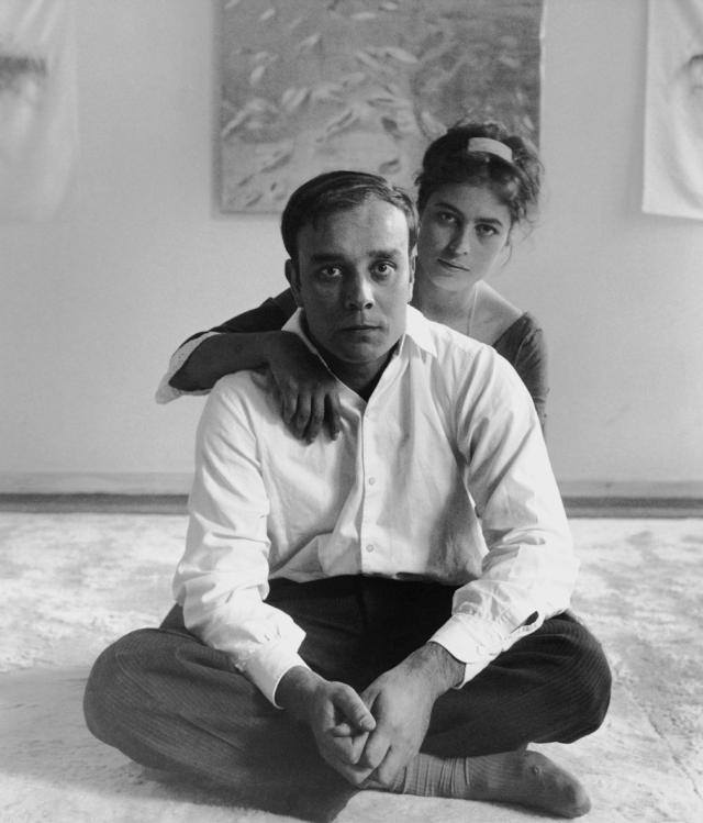 Yves KLEIN et Rotraut