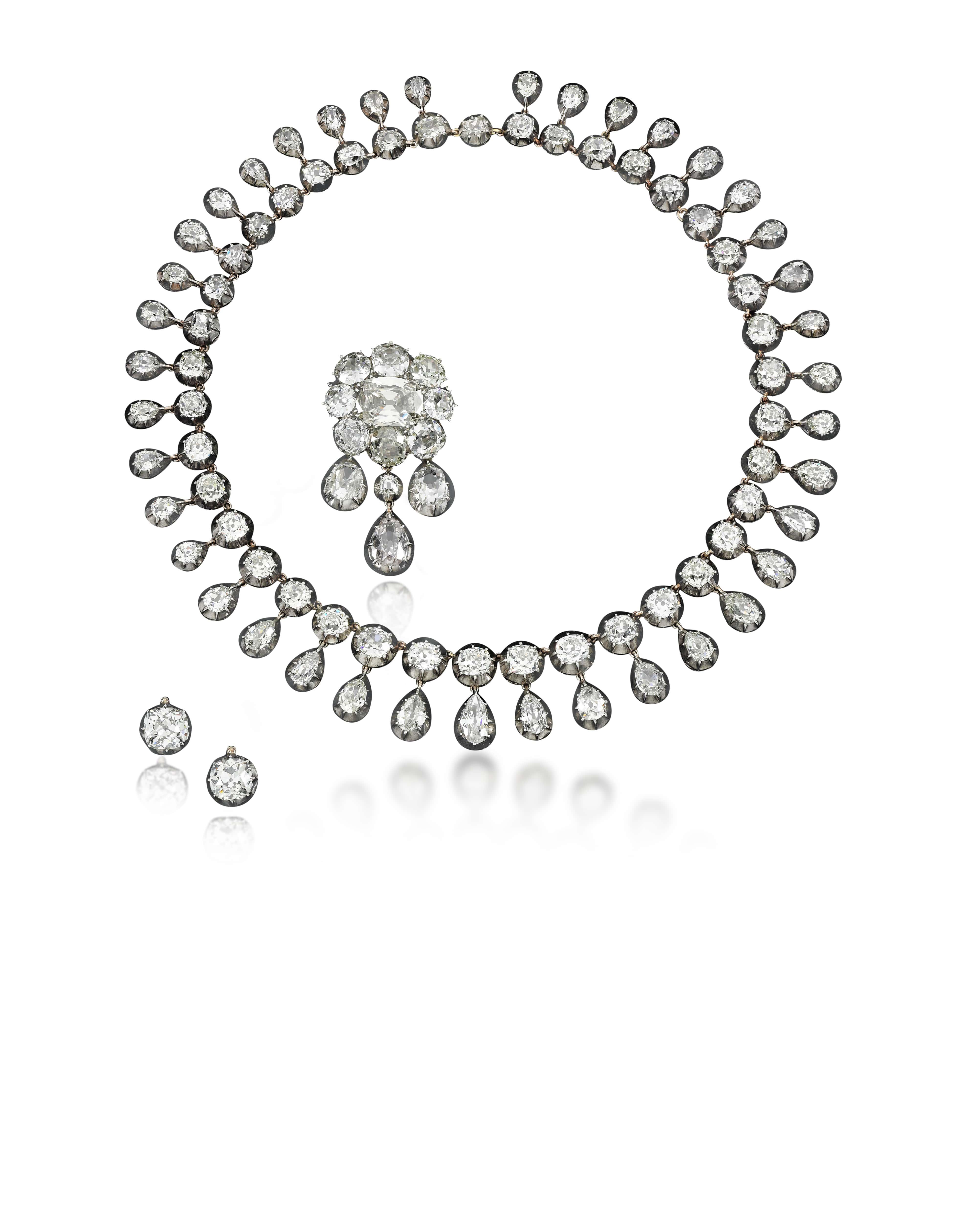 MARIE ANTOINETTE diamants du duc de Berry