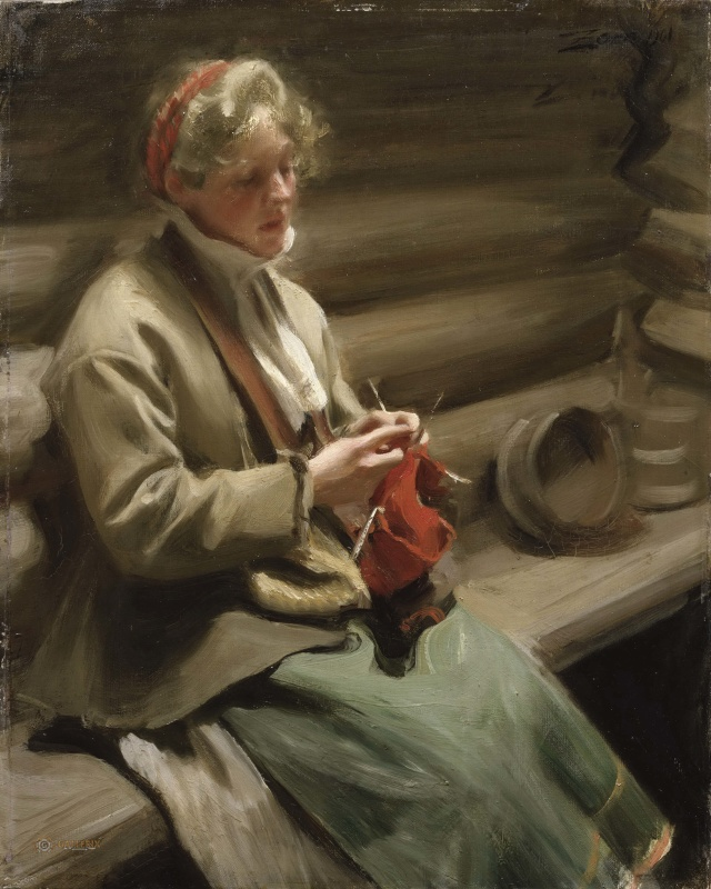 TRICOT ANDERS ZORN