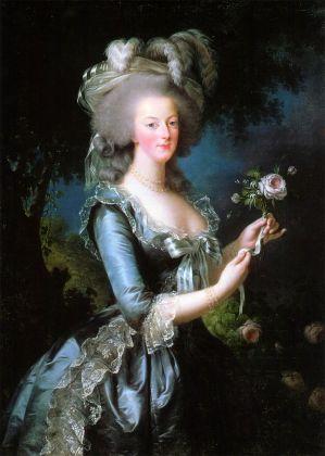Marie-Antoinette par Elisabeth Vigée LEBRUN