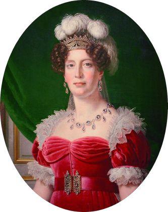 Marie-Thérèse de France par Louis CAMINADE