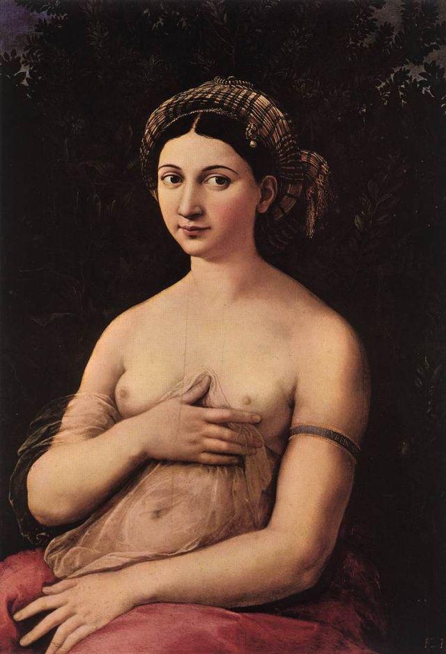 RAPHAEL FORNARIINA 1518 1519