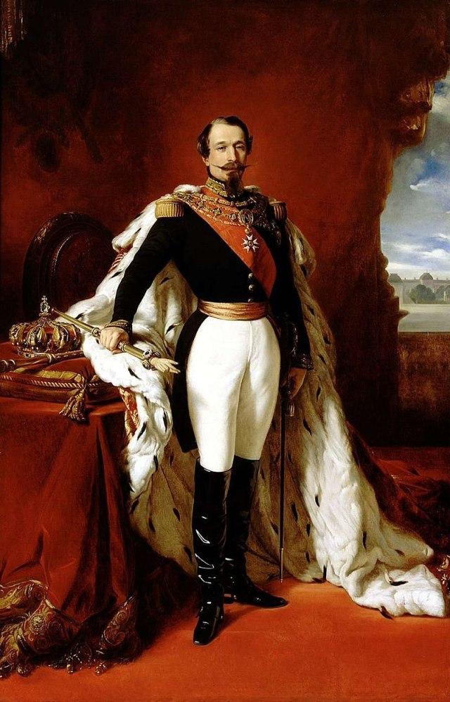 NAPOLEON III Franz Xaver WINTERHALTER