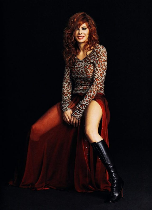 RHEIMS Mylène Farmer 2013