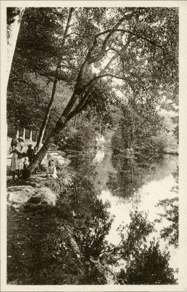TALISMAN Bois d'amour photo musée pont aven