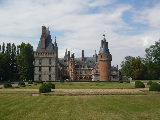 MAINTENON Château actuel
