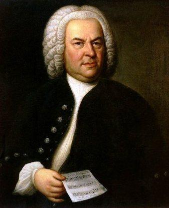 Jean-Sébastien BACH - Portrait par Elias Gottlieb HAUSSMANN