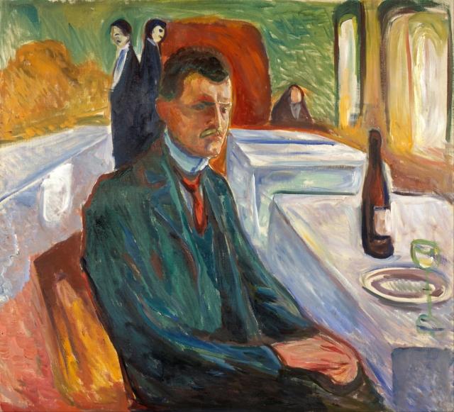 MUNCH 1906 autoportrait à la bouteille de vin musée Munch Oslo.jpg