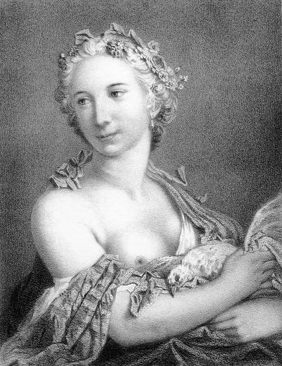 Salon jeanne françoise Quinault