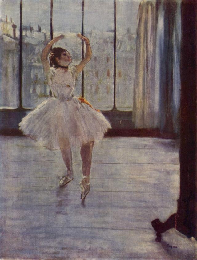 DEGAS Danseuse posant chez un photographe.jpg
