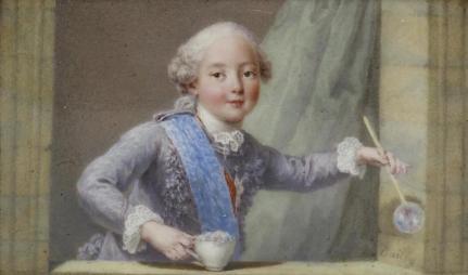 Philippe ( mort à 2 ans 1/2)