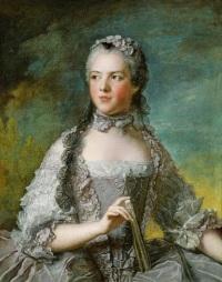 Louise-Marie qui entrera au carmel et deviendra Sœur Marie-Thérèse de St Augustin