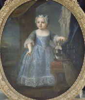 Marie-Louise ( morte à 5 ans)