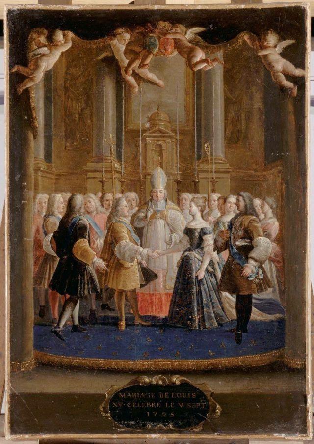MARIAGE DE LOUIS XV à Fontainebleau.jpg