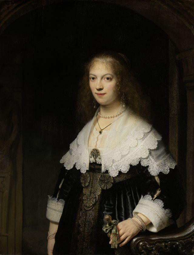 REMBRANDT Dentelle 1639 Maria Trip.jpg