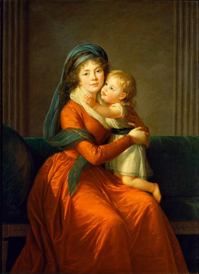 VIGEE LEBRUN Princesse Alexandra Golitsyna et son fils Piotr.jpg