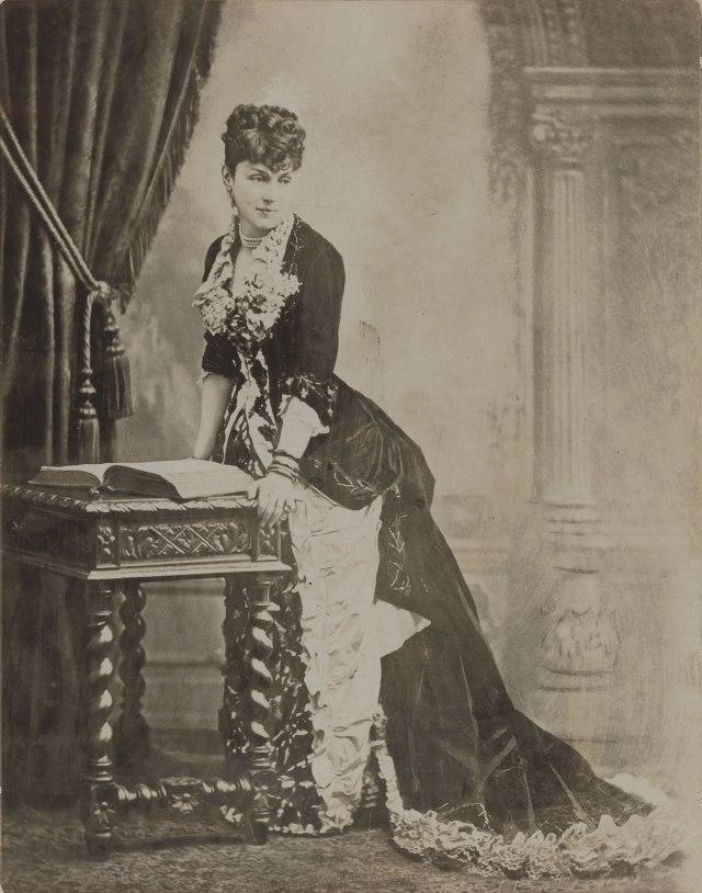 Arconati la marquise en 1870