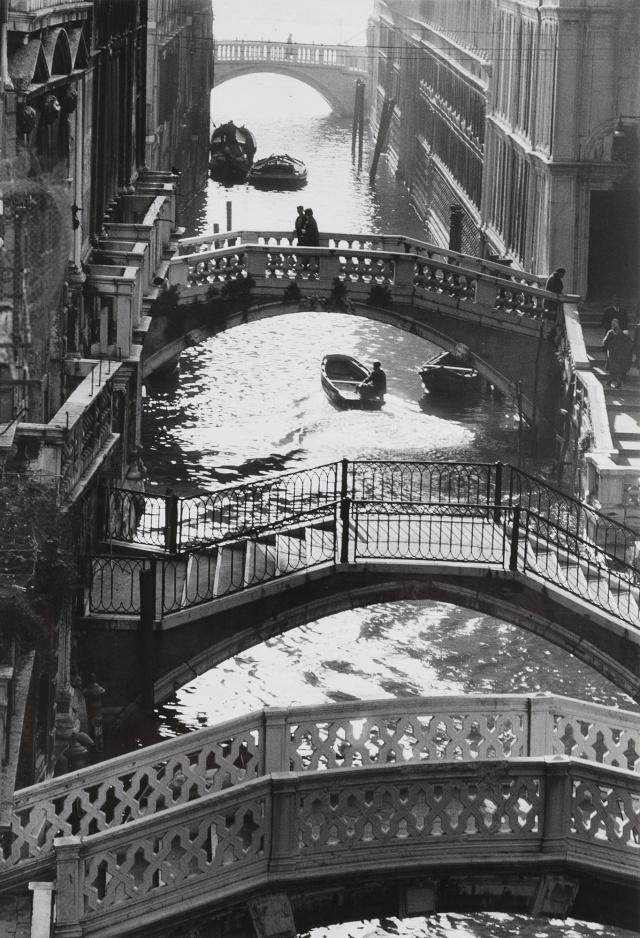 Gianni BERENGO GARDIN Venise