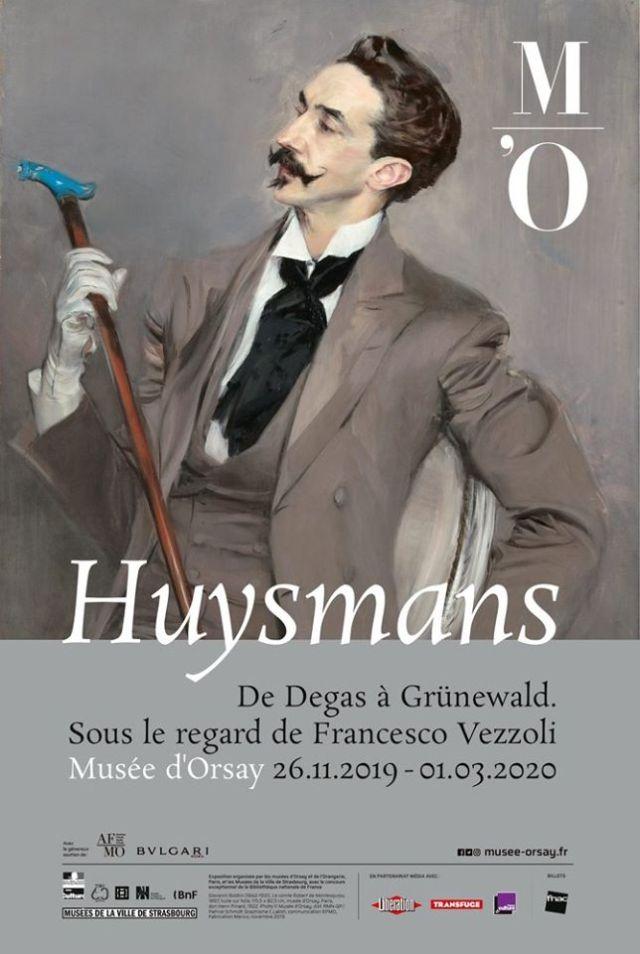 HUYSMANS AFFICHE 1