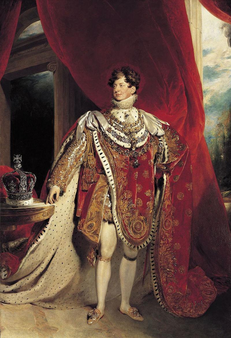 George IV d'Angleterre