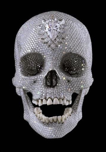HIRST for the love of God