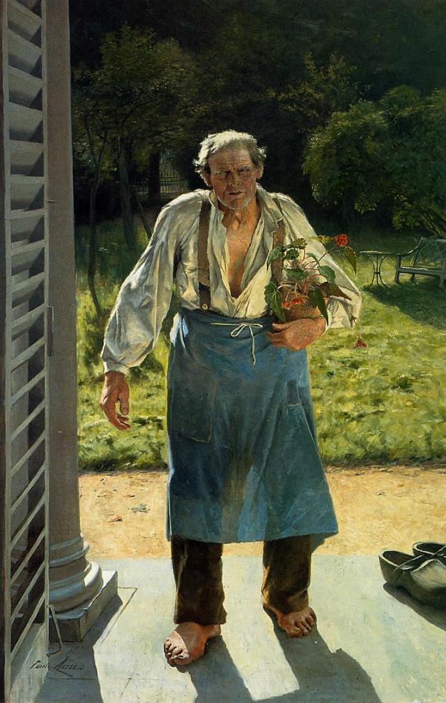 JARDINIER Emil CLAUS