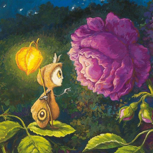 KRINGS Louis le papillon de nuit
