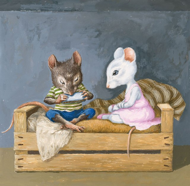 KRINGS Nora petit rat de l'Opéra
