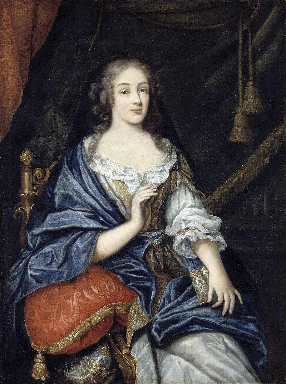 Louise de la Vallière par Jean Nocret
