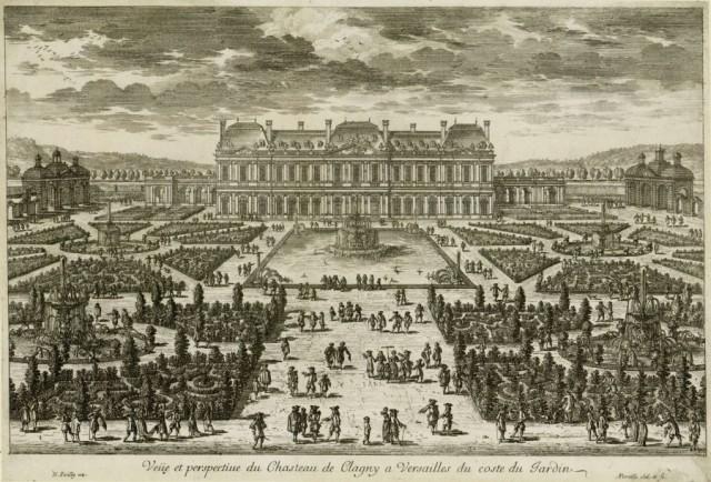 MONTESPAN Château de Clagny