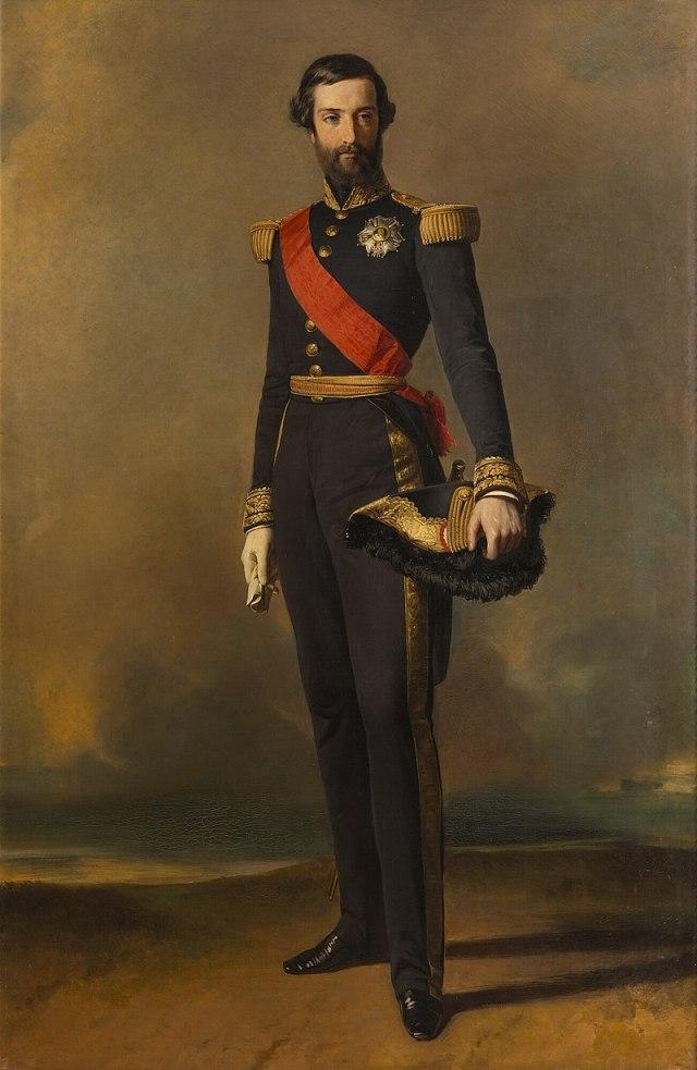 NAPOLEON François d'Orléans prince de Joinville