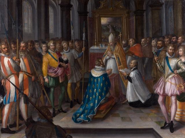 Abjuration d'Henri IV