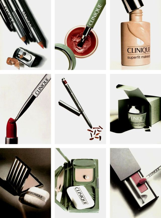 CLINIQUE by Irving PENN