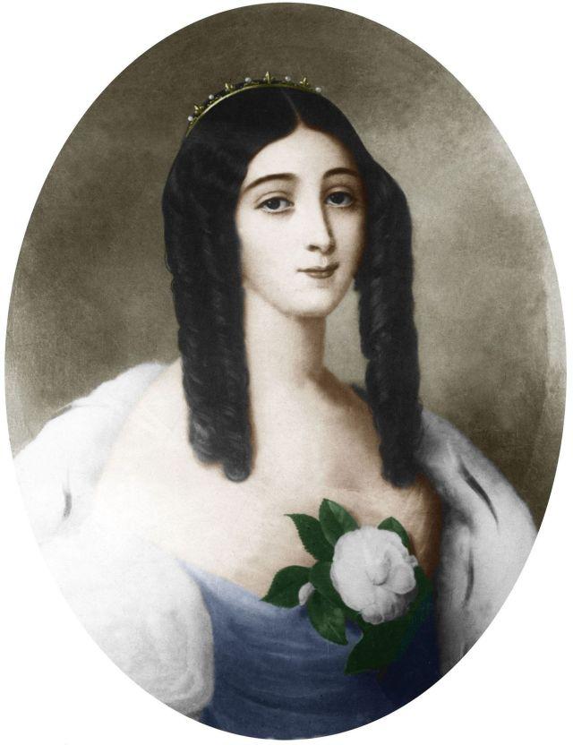 DUPLESSIS Marie par Edouard VIENNOT