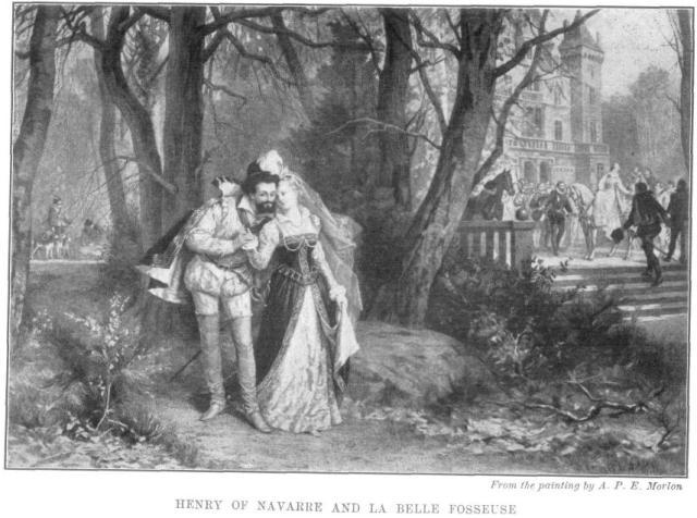 HENRI IV et la belle Fosseuse