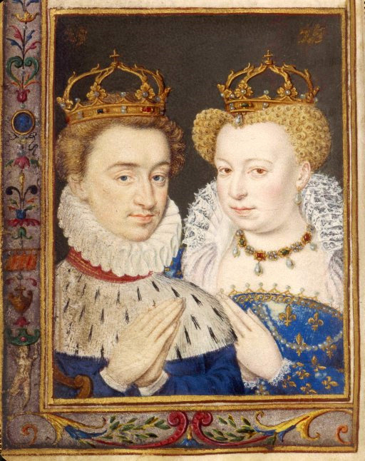 HENRI IV et Margot