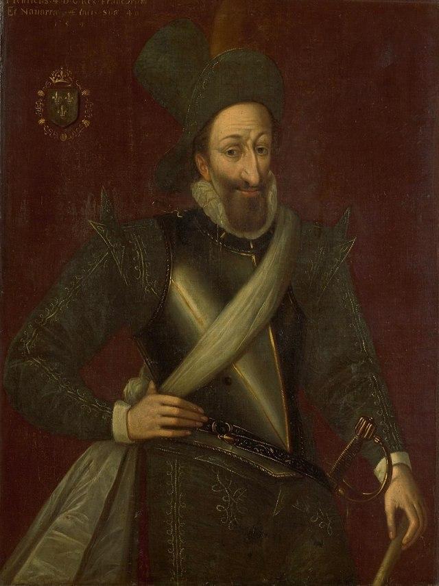 HENRI IV par Jacob BUNEL