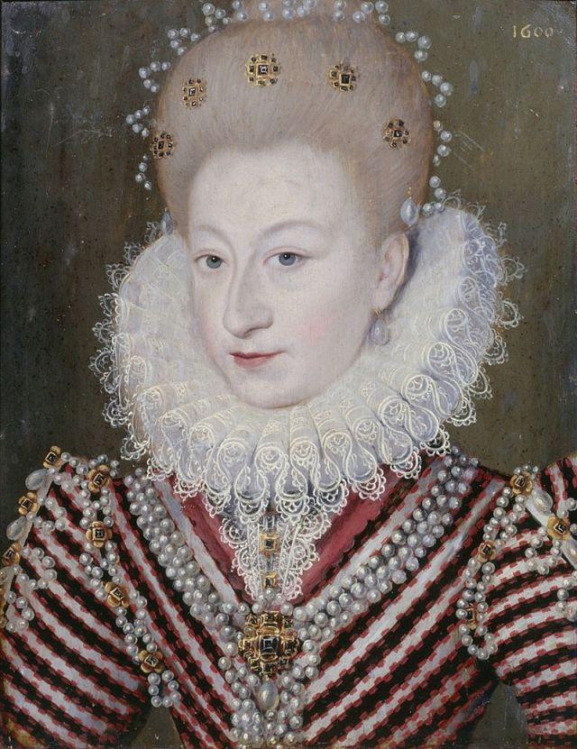 Henriette d'Entragues