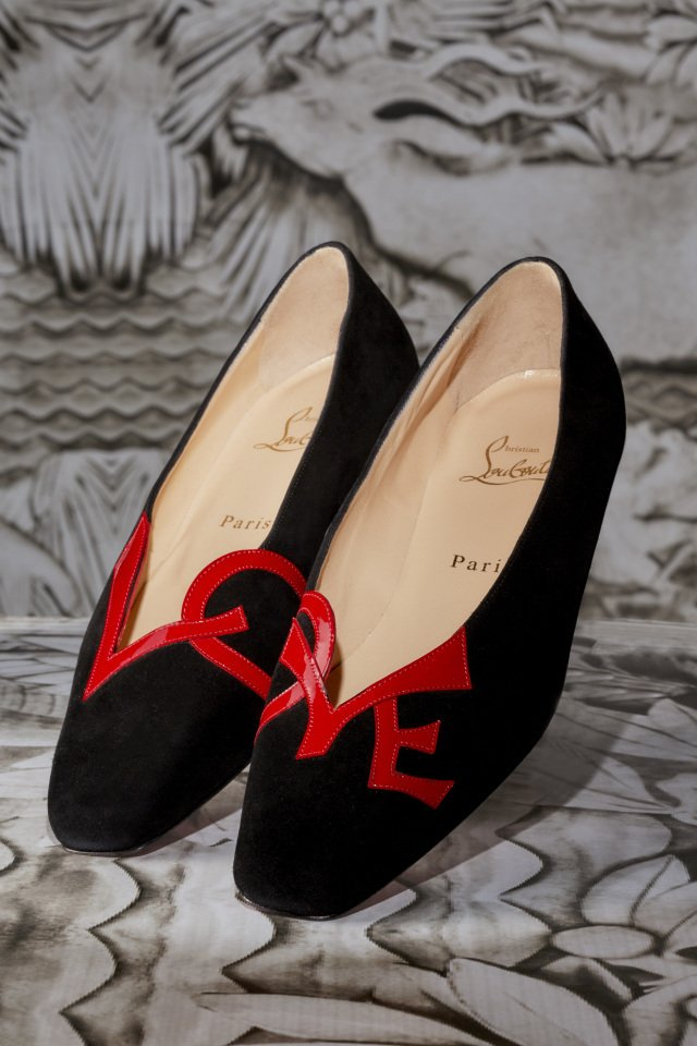 LOUBOUTIN Love shoes