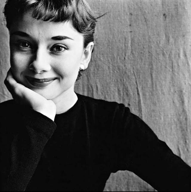 PENN Audrey Hepburn 1951