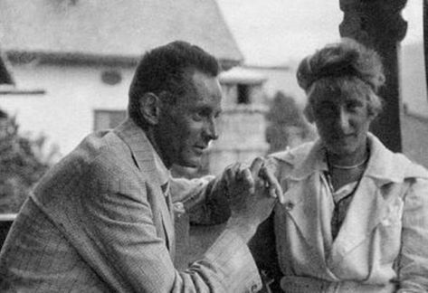 SCHIELE et Edith HARMS