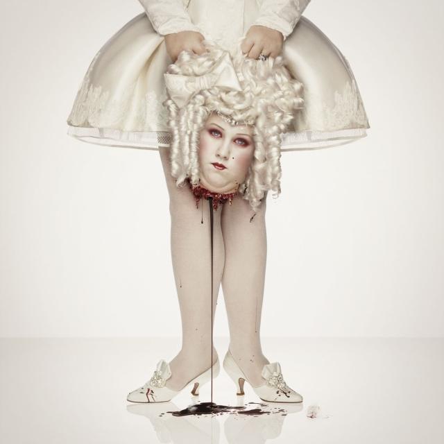 MARIE ANTOINETTE erwin OLAF 2000 Royal Blood
