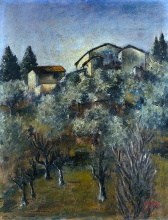 CEZANNE Ottone Rosai