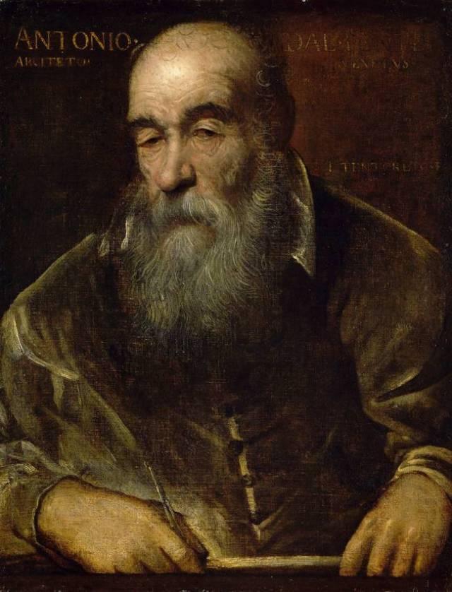 CEZANNE portrait de Jacopo da Ponte
