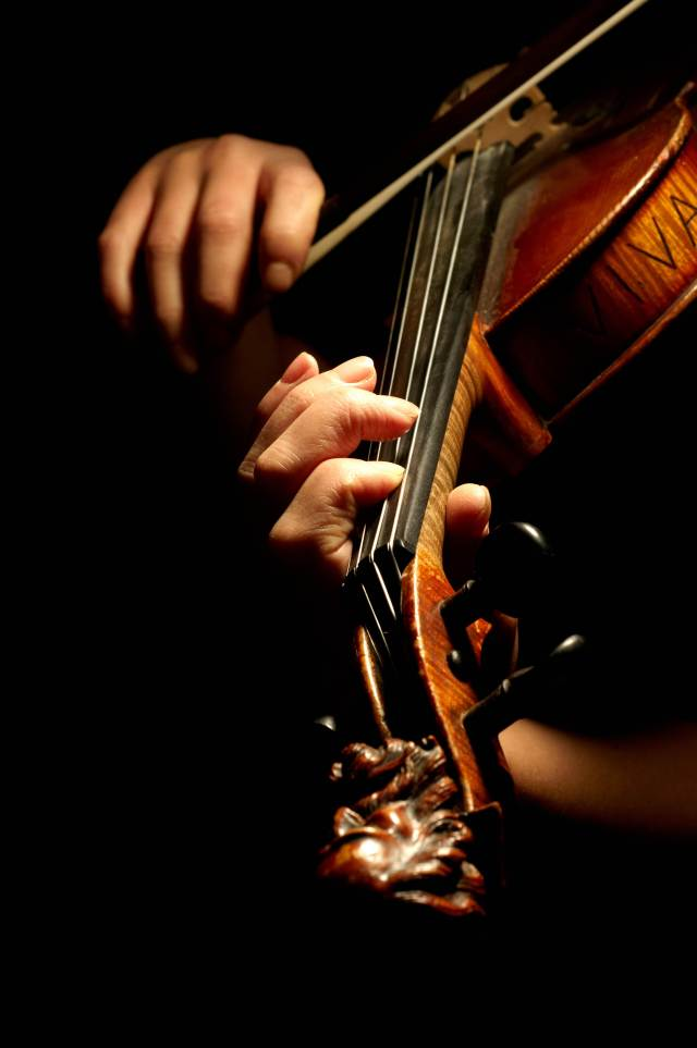 musique le violoniste