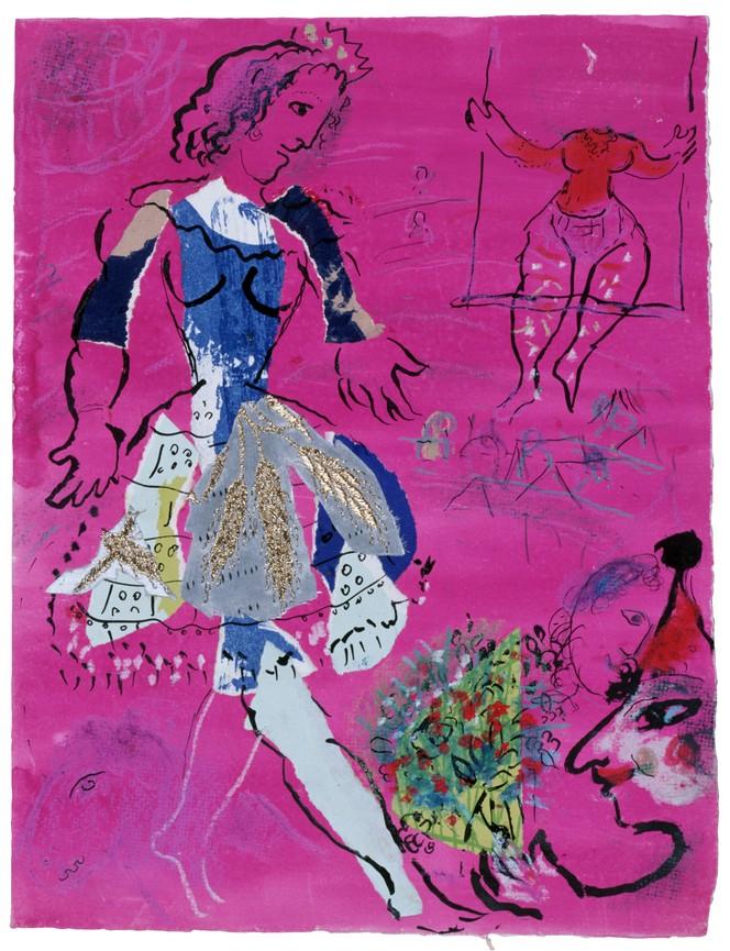 Véronique Chemla: Marc Chagall. Le triomphe de la musique