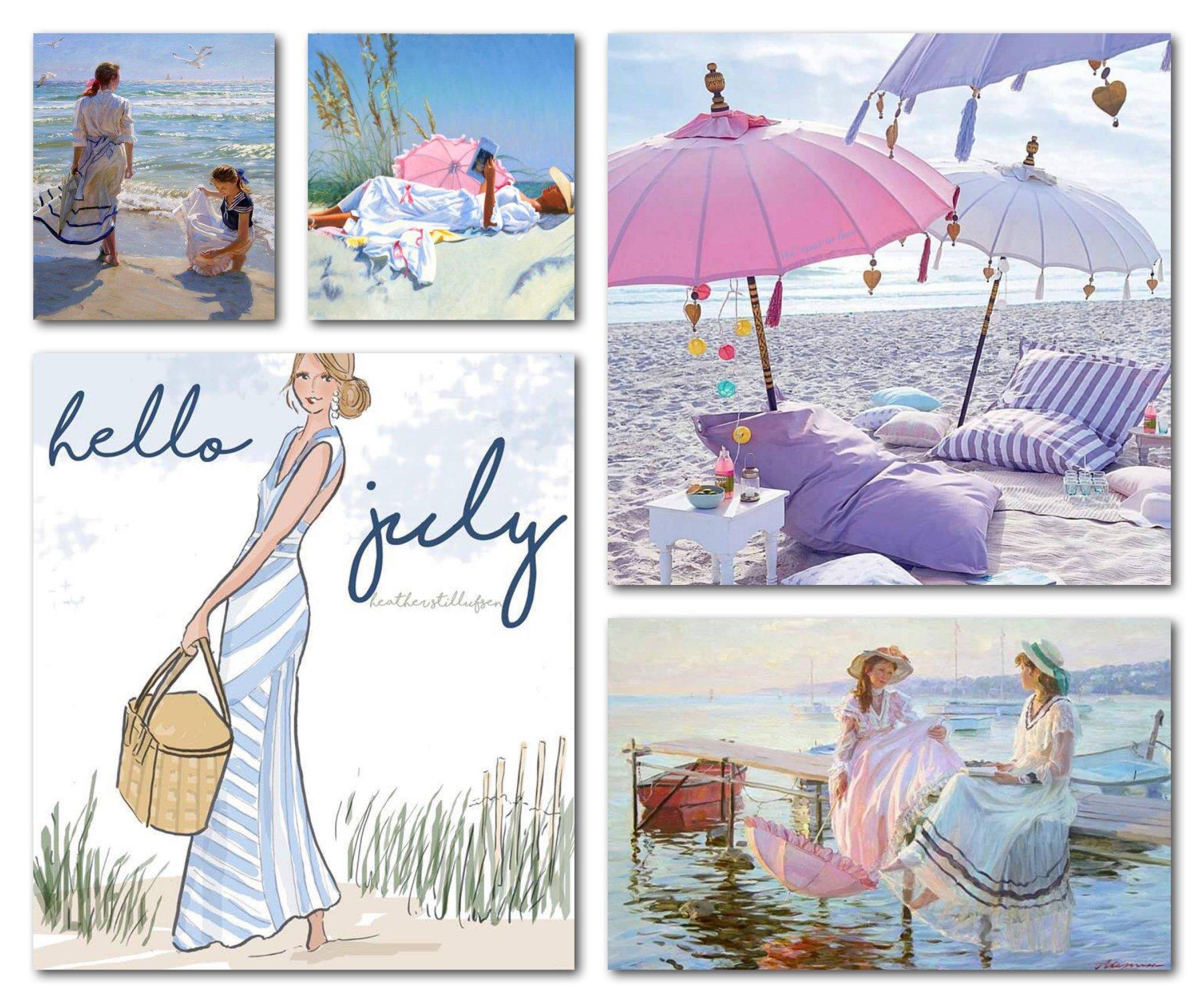 A Hello July
